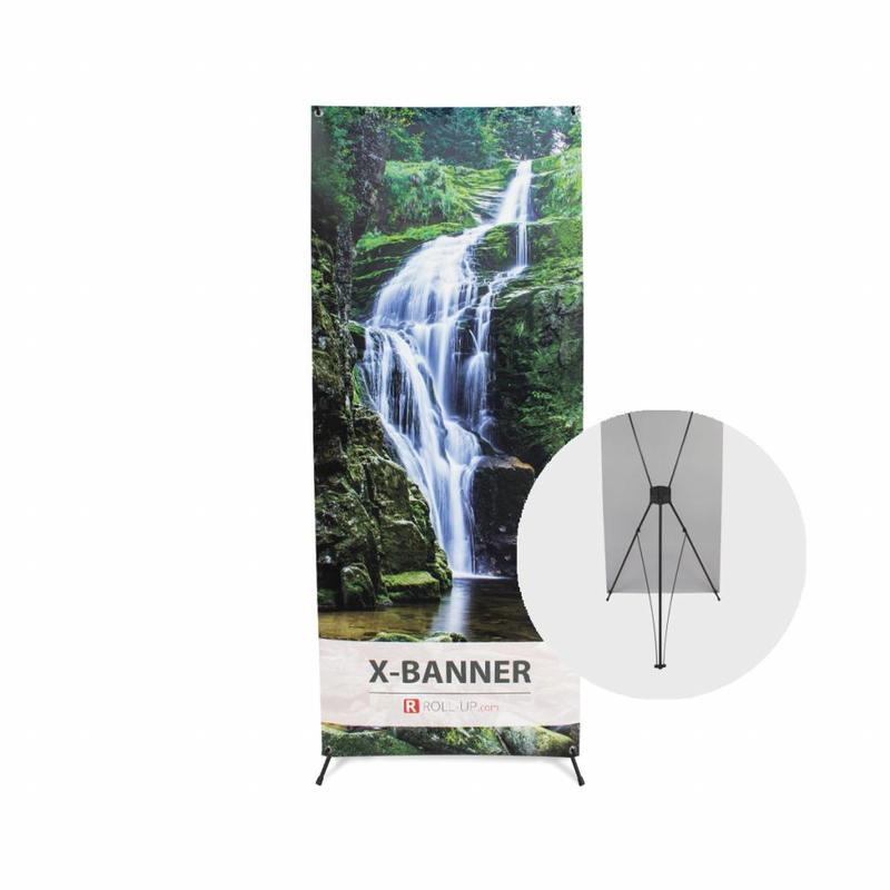 X-banner