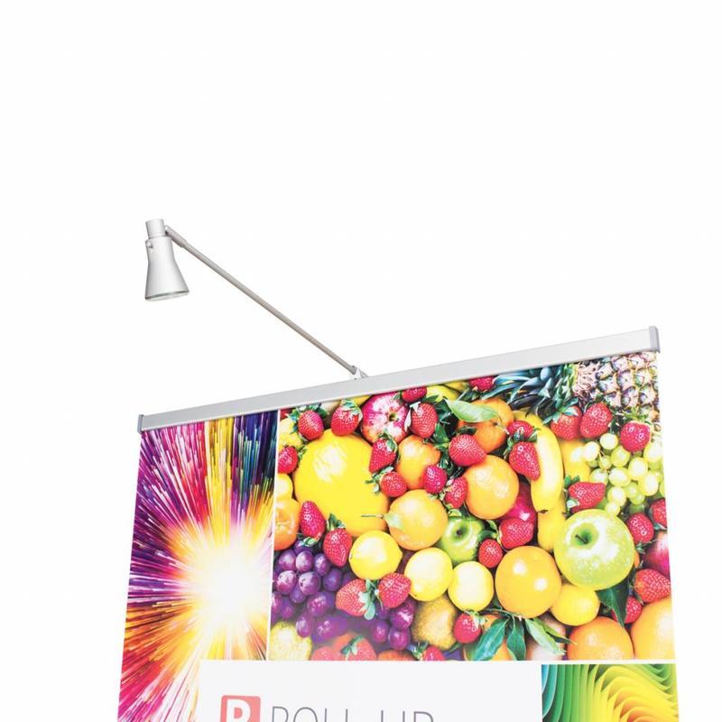 LED spotlight för roll up