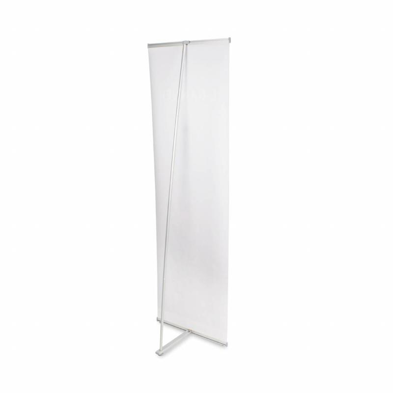 L-banner 60x200 cm