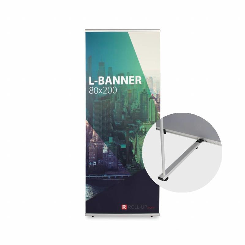 Order and print L-banners