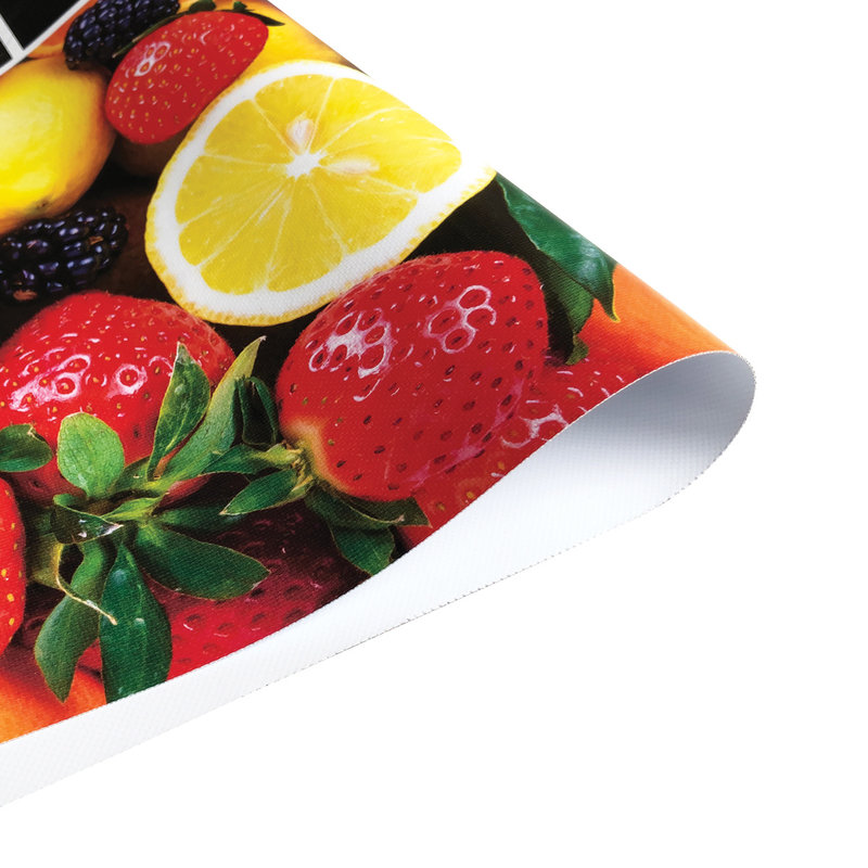 Roll-up banner tryk