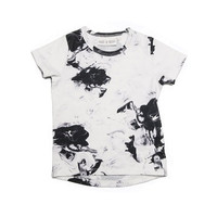 thumb-House of Ninoh T-shirt Paintmix Marble-1
