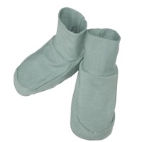 thumb-House of Ninoh Newborn Muts + Slofjes Set Mint-4