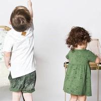 thumb-Little Indians World Short Groen-2