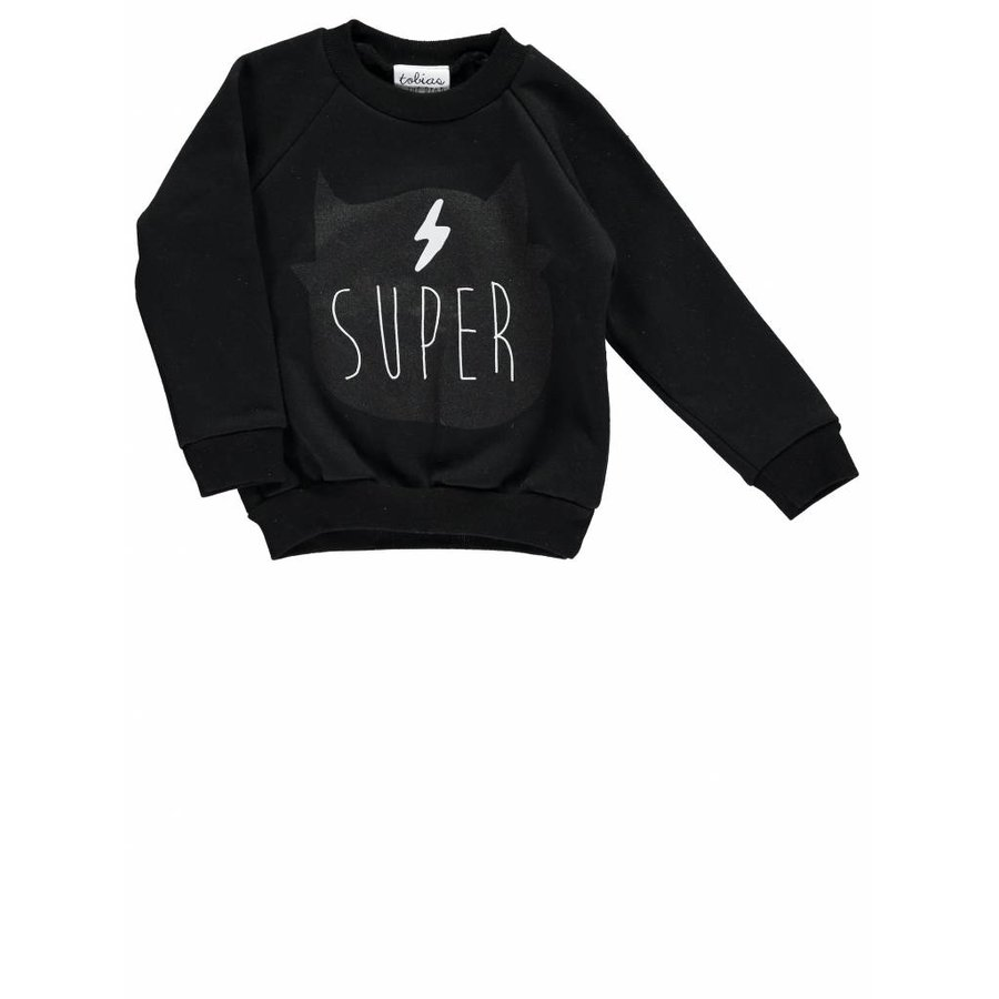 Tobias & The Bear Sweatshirt The Super Pets-3