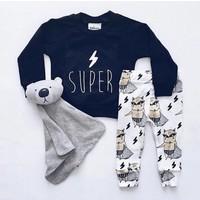 thumb-Tobias & The Bear Sweatshirt The Super Pets-2