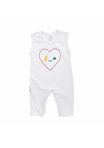 Lightning Kawaii Heart Bodysuit