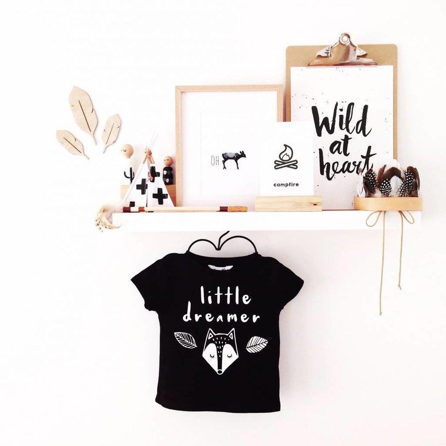 Aster & Oak T-shirt Little Dreamer-2