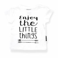 thumb-Aster & Oak T-shirt Enjoy The Little Things-1