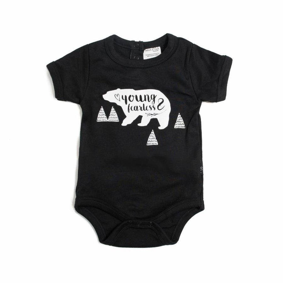 Aster & Oak Romper Young & Fearless-1