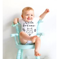 thumb-Aster & Oak Romper Little Dreamer-2