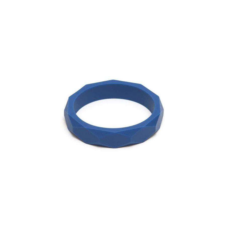 Lara & Olli Armband / Bijtring Denim-1