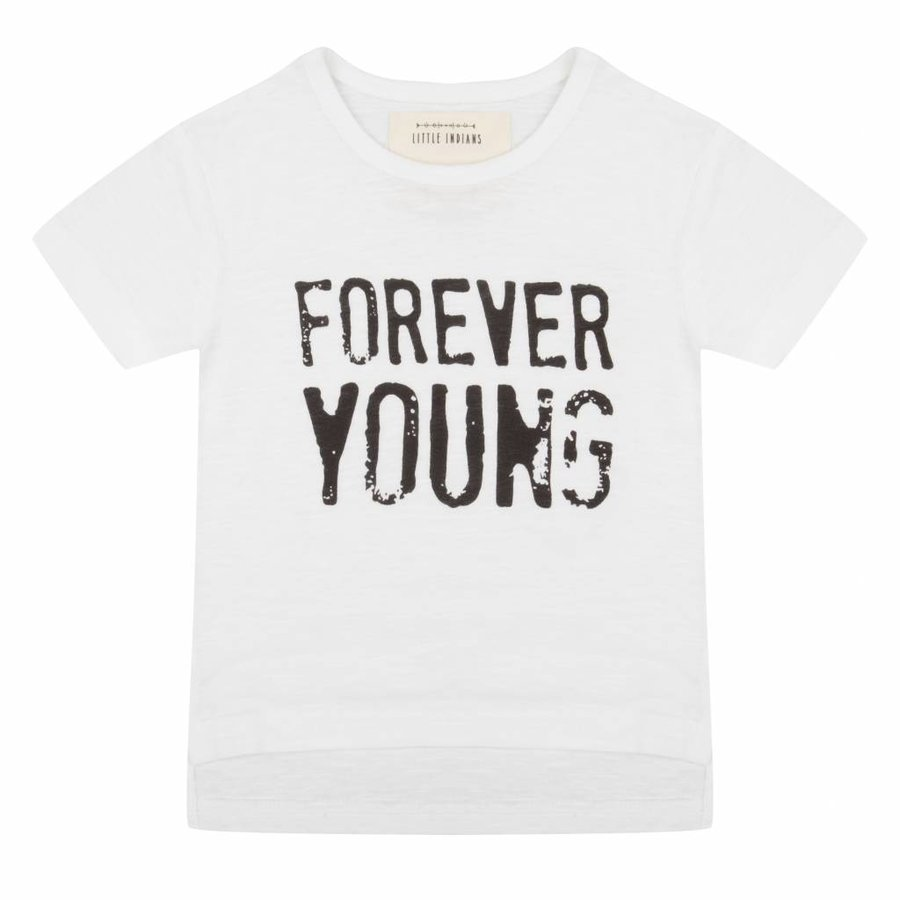 Little Indians T-shirt Forever Young-1