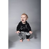 thumb-Tuli Bert Sweatshirt Angel Zwart-4