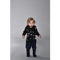 thumb-Tuli Bert Sweatshirt Angel Zwart-3