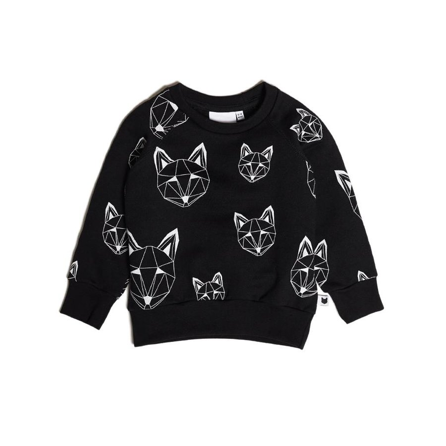 Tobias & The Bear Sweatshirt Just Call Me Fox Multi-1
