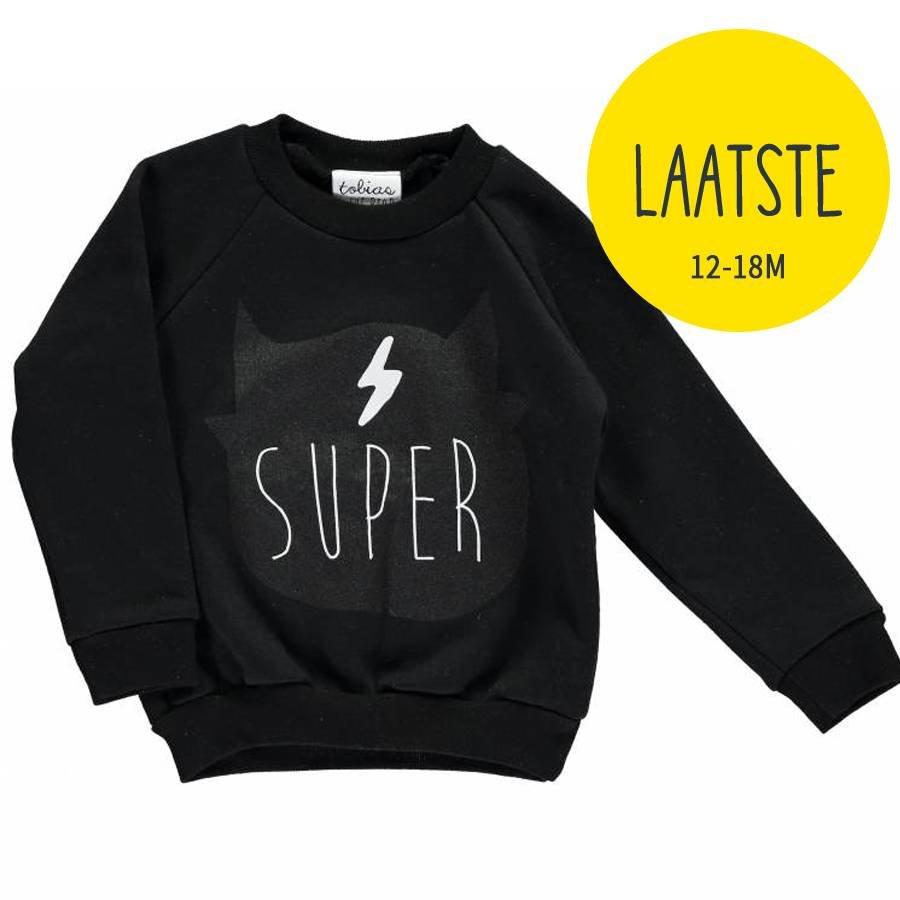 Tobias & The Bear Sweatshirt The Super Pets-1