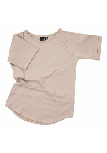 T-shirt Zandkleur