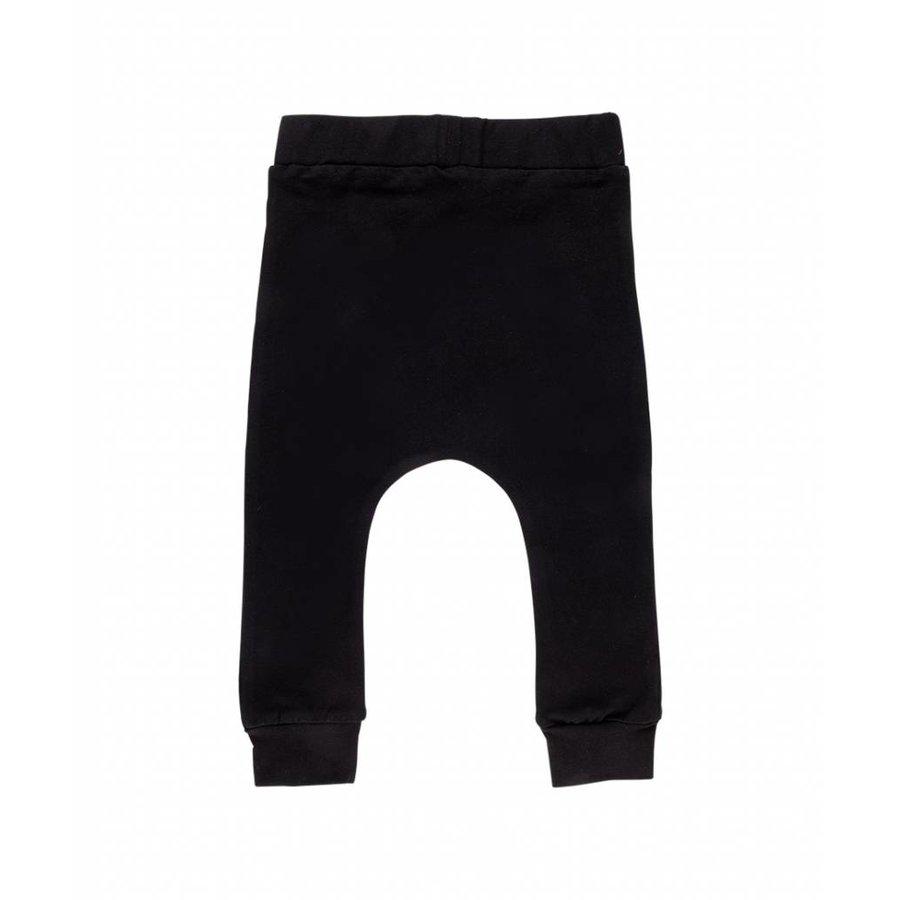 CarlijnQ Basic Sweatpants Zwart-1
