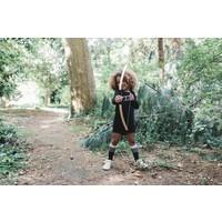 thumb-nOeser Paula Dress Believe Zwart-7