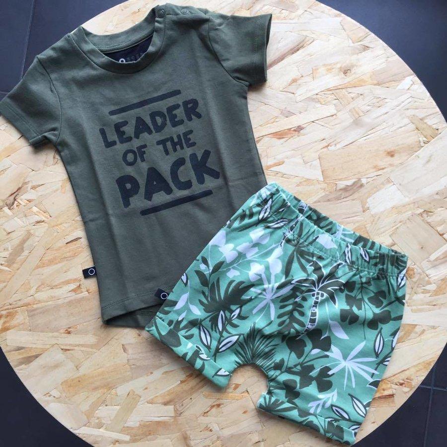 nOeser Sepp T-shirt Leader Groen-3