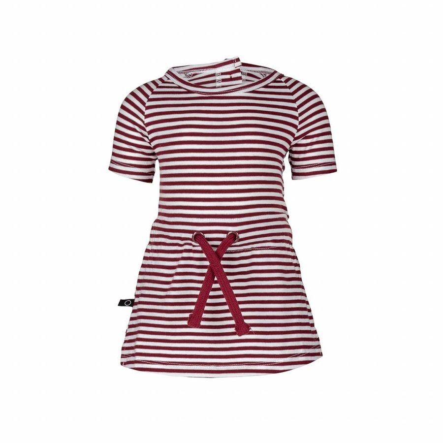 nOeser Pien Dress Strepen Rood-1