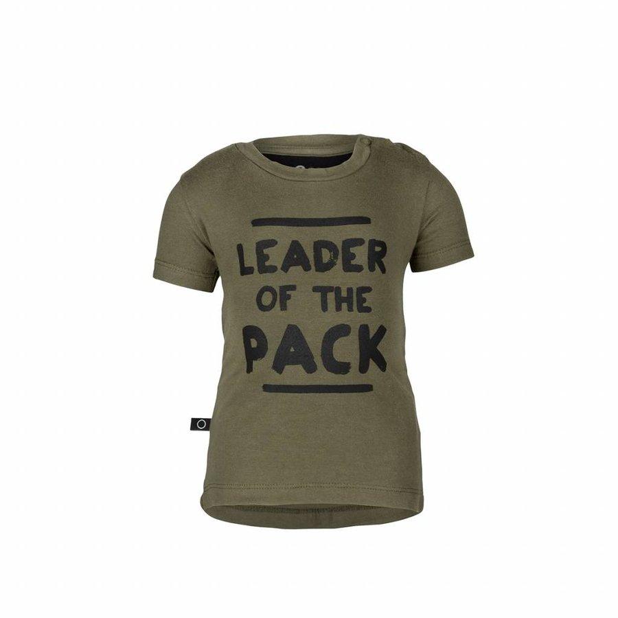 nOeser Sepp T-shirt Leader Groen-1