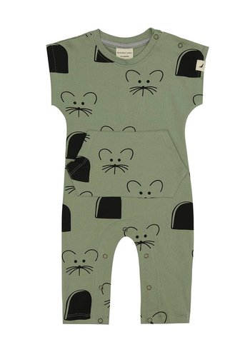 Playsuit Mouse House