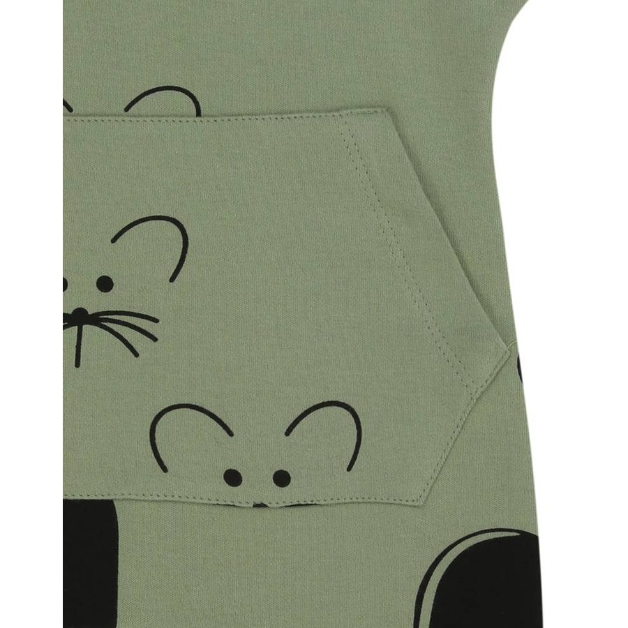 Turtledove London Playsuit Mouse House-2
