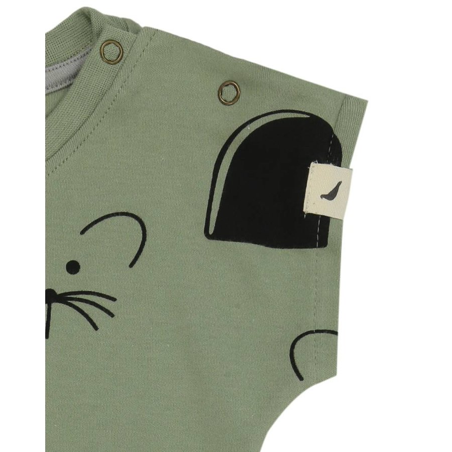 Turtledove London Playsuit Mouse House-4