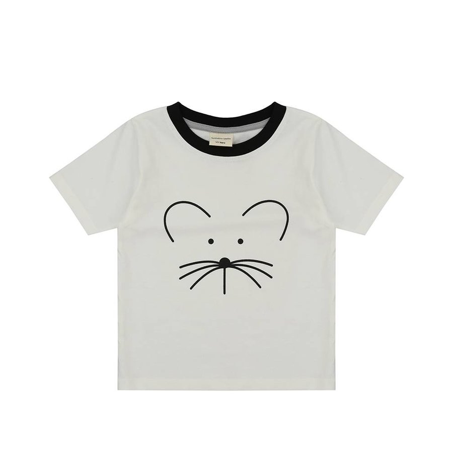 Turtledove London T-shirt Goodbye Mousey-1
