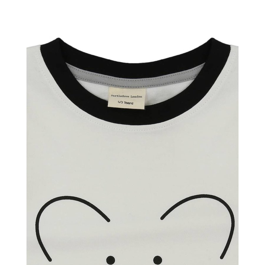 Turtledove London T-shirt Goodbye Mousey-6