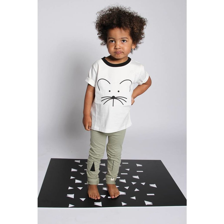 Turtledove London T-shirt Goodbye Mousey-3