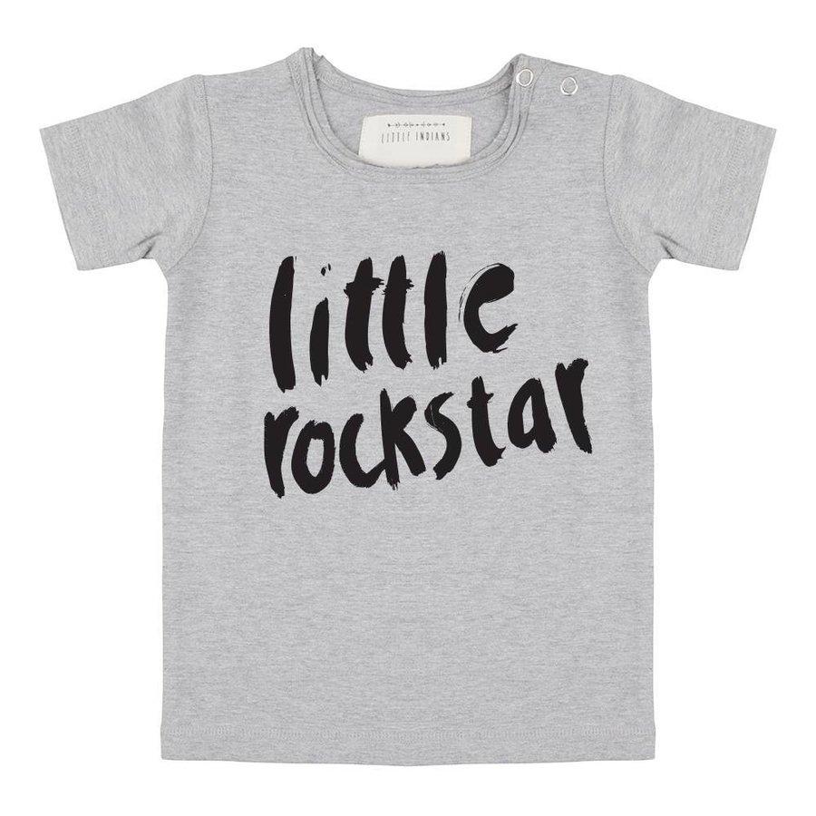 Little Indians T-Shirt Little Rockstar-1