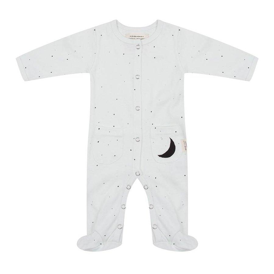 Little Indians Pyjama Little Star Grijs-1