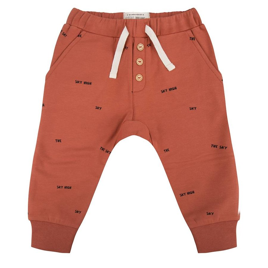 Little Indians Broek The Sky Baked Clay-1