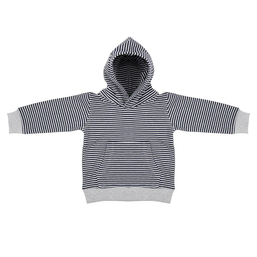 Little Indians Hoodie Striped-1