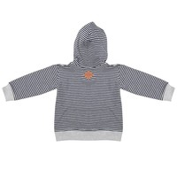 thumb-Little Indians Hoodie Striped-2