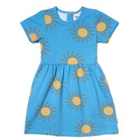 thumb-CarlijnQ - big sun - dress short sleeve-1