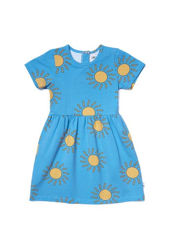big sun - dress short sleeve