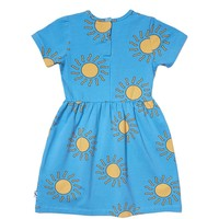 thumb-CarlijnQ - big sun - dress short sleeve-2