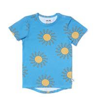 thumb-CarlijnQ - big sun - t-shirt short sleeve drop back-1