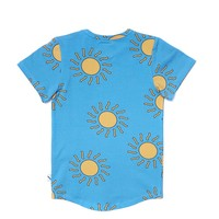 thumb-CarlijnQ - big sun - t-shirt short sleeve drop back-2