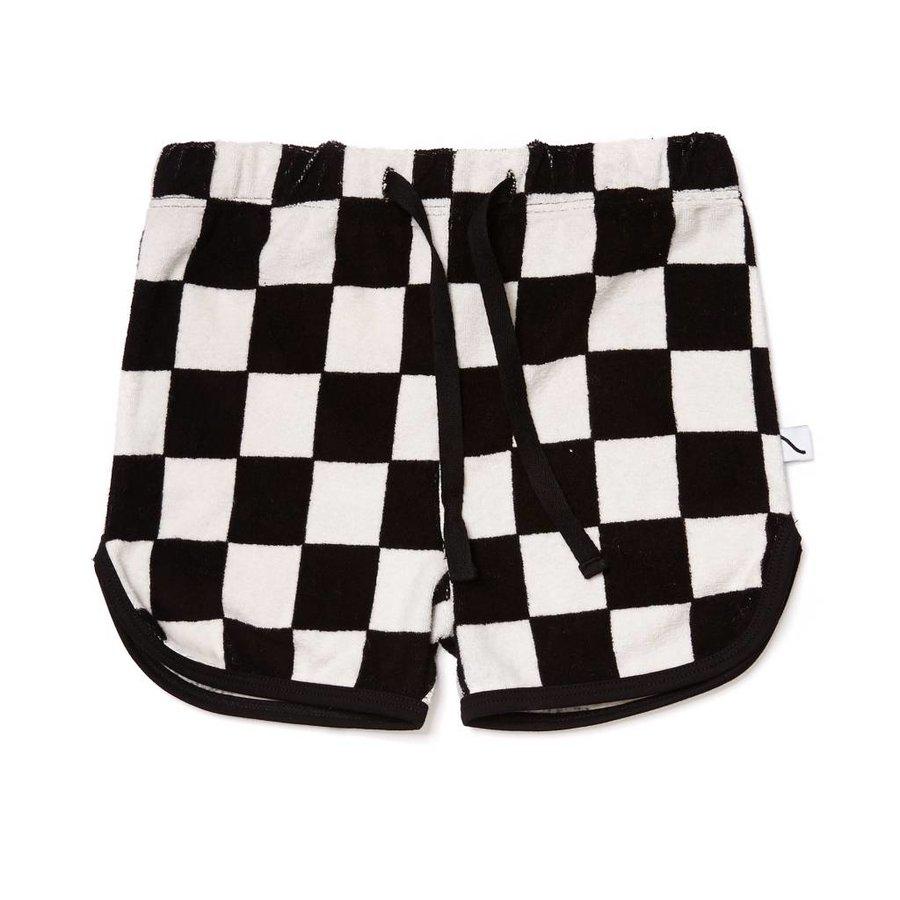 CarlijnQ - checkers - shorts-1