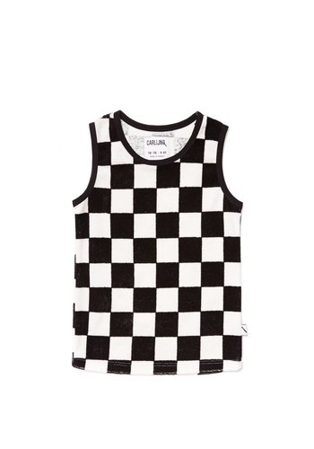 checkers - tanktop