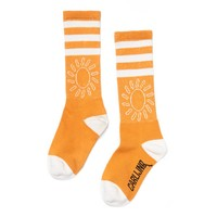 CarlijnQ - knee socks - big sun