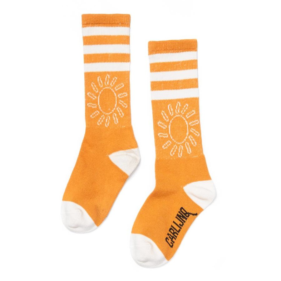 CarlijnQ - knee socks - big sun-1