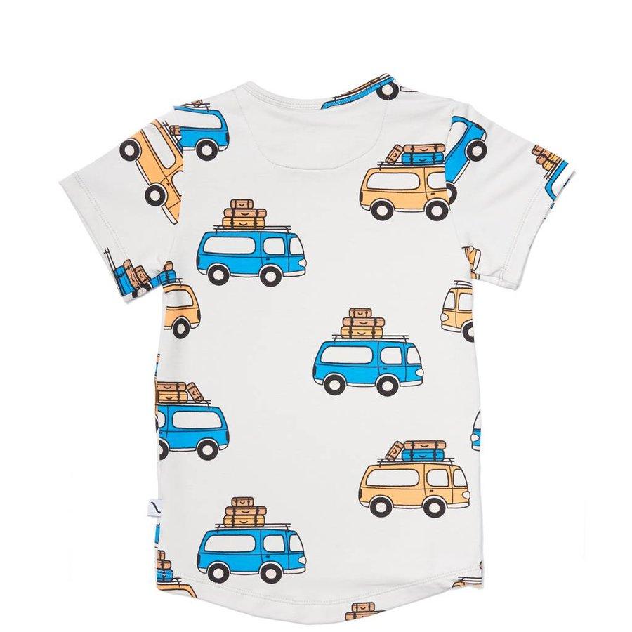 CarlijnQ - road trippin' - t-shirt short sleeve drop back-2