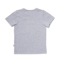 thumb-CarlijnQ - sandwiches - t-shirt grey melange + embroidery-2