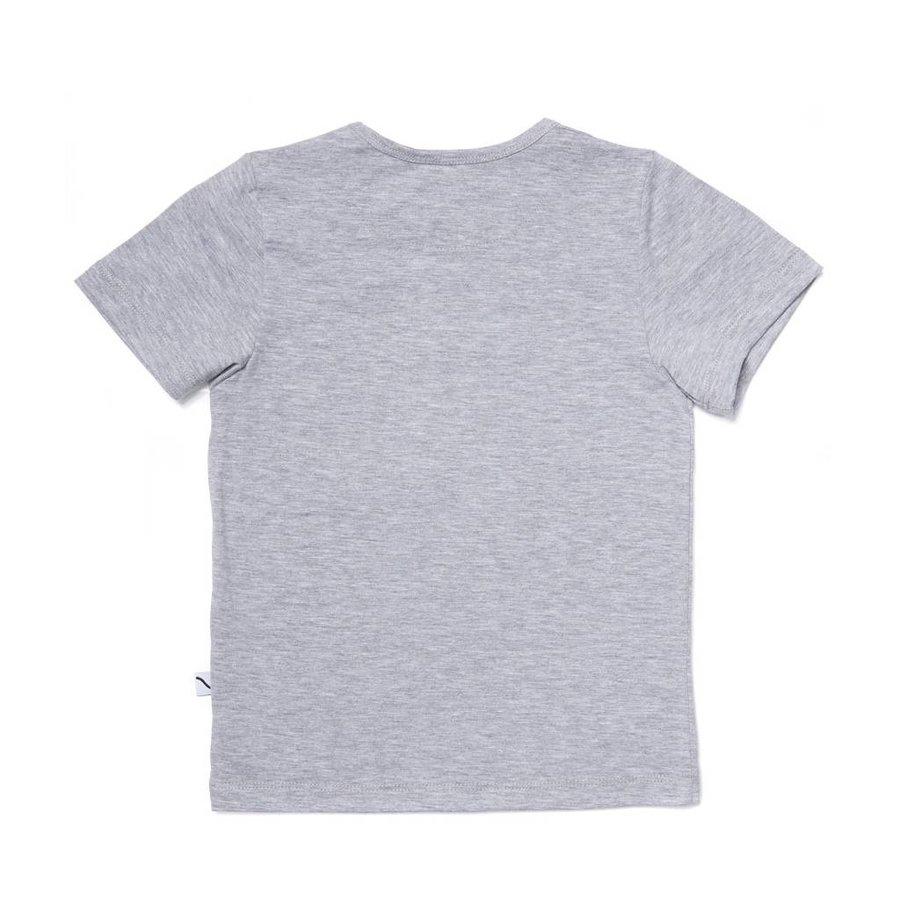 CarlijnQ - sandwiches - t-shirt grey melange + embroidery-2